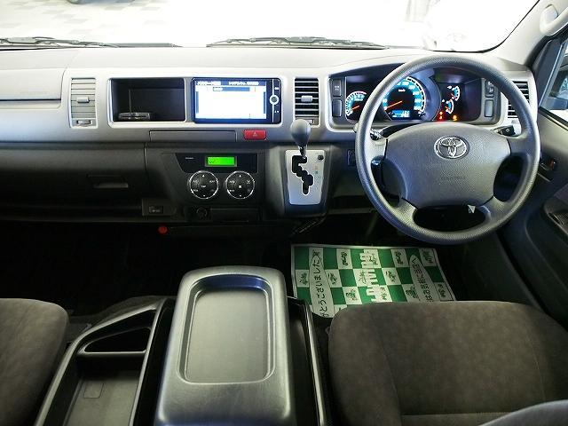 トヨタ ハイエースワゴン キャンピングカーバンコン FOCS DSプレミアムリノタクミ