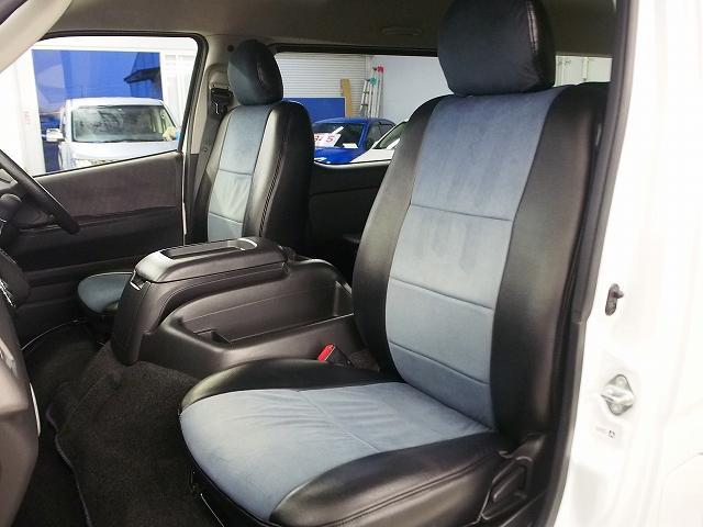 トヨタ ハイエースバン スーパーGL 4WD NEEDS BOX製 トランスポーター
