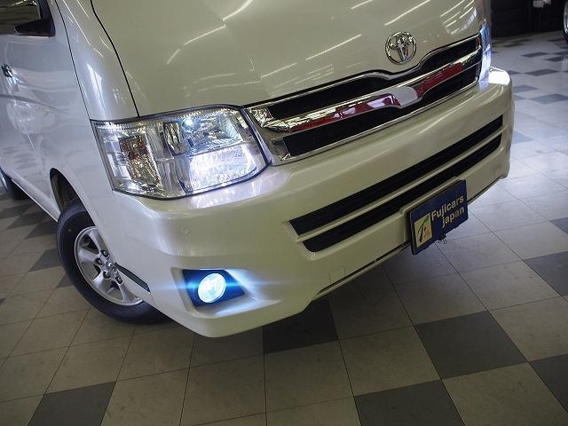 トヨタ ハイエースワゴン グランドキャビン 4WD パワスラ 後席モニター Bカメラ