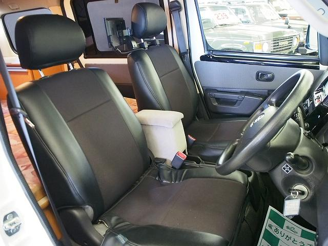 トヨタ ライトエースバン フロットモービル製 シュピーレン 4WD インバーター