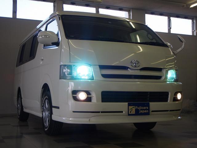 ティピーアウトドアデザイン トラヴォイ 4WD ワンオーナー(2枚目)