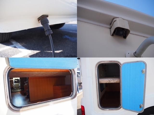 ナッツRV グランツ 4WD FFヒーター インバーター(18枚目)