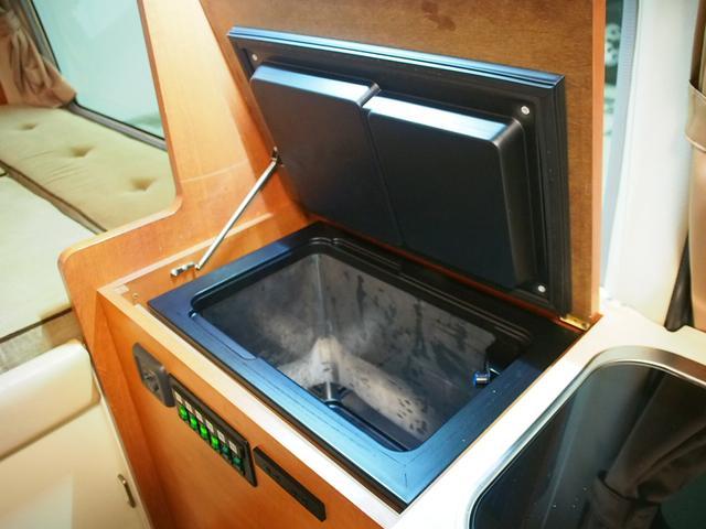 ハタナカ ユーミー 4WD 温水シャワー 冷蔵庫(17枚目)