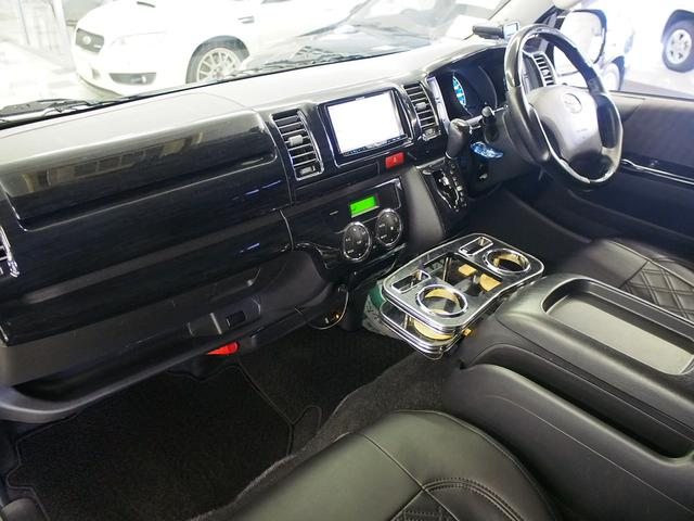 スーパーGL 4WD ベッドキット 天吊モニター 16AW(7枚目)