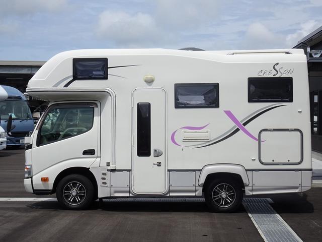 ナッツRV クレソンX 4WD FFヒーター マックスファン(5枚目)