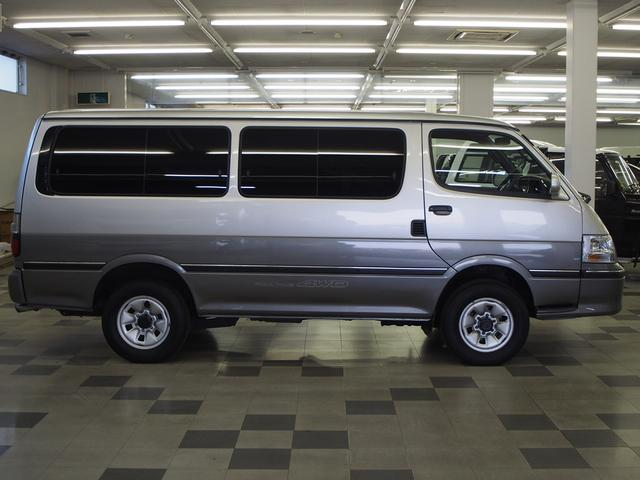 「トヨタ」「ハイエース」「ミニバン・ワンボックス」「新潟県」の中古車23