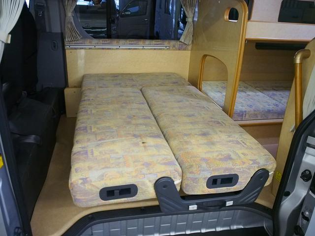ノースライフ 大地 4WD FFヒーター サイドオーニング カセットコンロ ツインサブBT コンバーター 走行充電 1500Wインバーター FFヒーター ルーフベント サイドオーニング 外部電源(6枚目)
