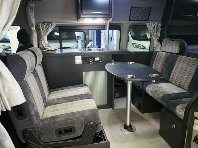東和モータース ツェルト 4WD 冷蔵庫 サブバッテリー(5枚目)