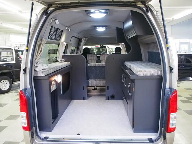 東和モータース ツェルト 4WD 冷蔵庫 サブバッテリー(8枚目)