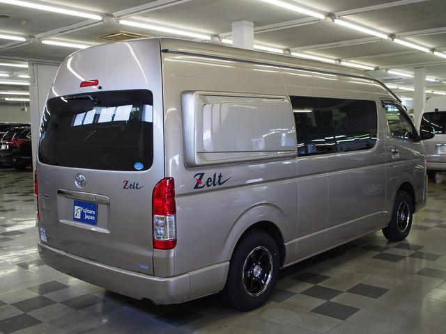 東和モータース ツェルト 4WD 冷蔵庫 サブバッテリー(25枚目)