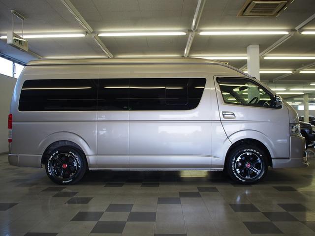 Gキャビン 4WD ベッドキット 天吊モニター パワスラ(19枚目)