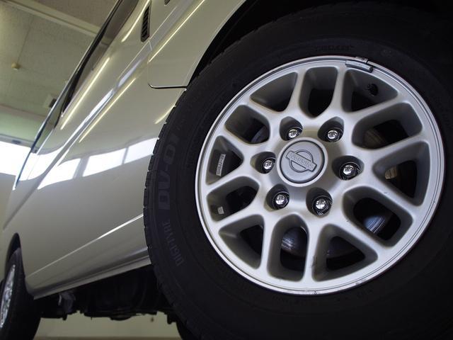 ピーズフィールドクラフト カノン 4WD FFヒーター(24枚目)