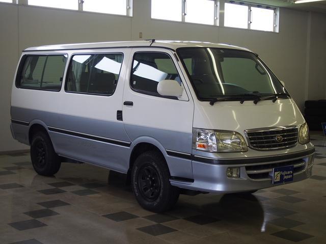 「トヨタ」「ハイエース」「ミニバン・ワンボックス」「新潟県」の中古車22