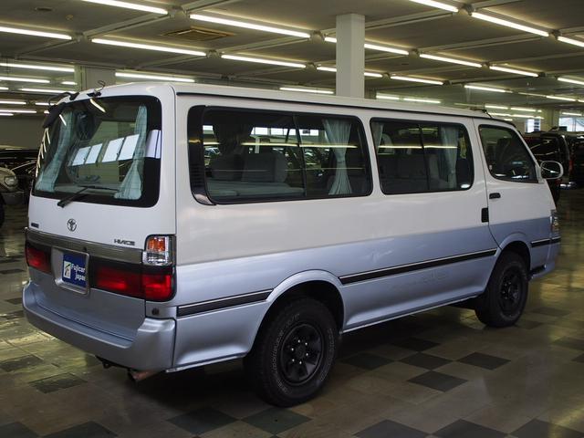 「トヨタ」「ハイエース」「ミニバン・ワンボックス」「新潟県」の中古車24