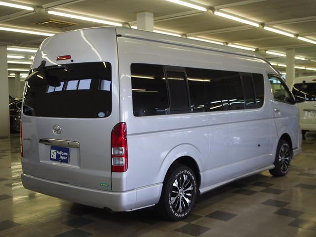 RVビックフット イレーネ 4WD 寒冷地仕様 FFヒーター 1500Wインバーター シンク 給排水ポリタンク テレビ サブバッテリー 走行充電 外部電源 HDDナビ 社外16AW エアロ ETC(22枚目)