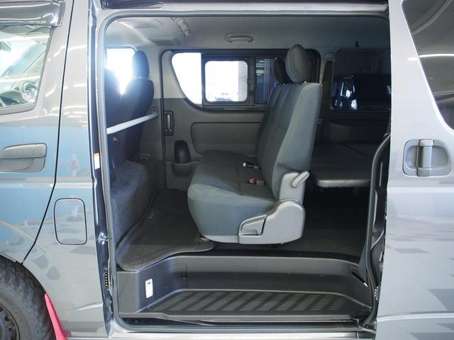 スーパーGL ベッドキット 社外SDナビ Bモニタ- 地デジ ワンオーナー スマートキー オートエアコン ビルトインETC バンパープロテクター オーバーフェンダー マッドフラップ ドライブレコーダー(2枚目)