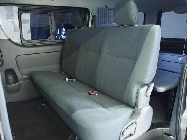 スーパーGL ベッドキット 社外SDナビ Bモニタ- 地デジ ワンオーナー スマートキー オートエアコン ビルトインETC バンパープロテクター オーバーフェンダー マッドフラップ ドライブレコーダー(8枚目)