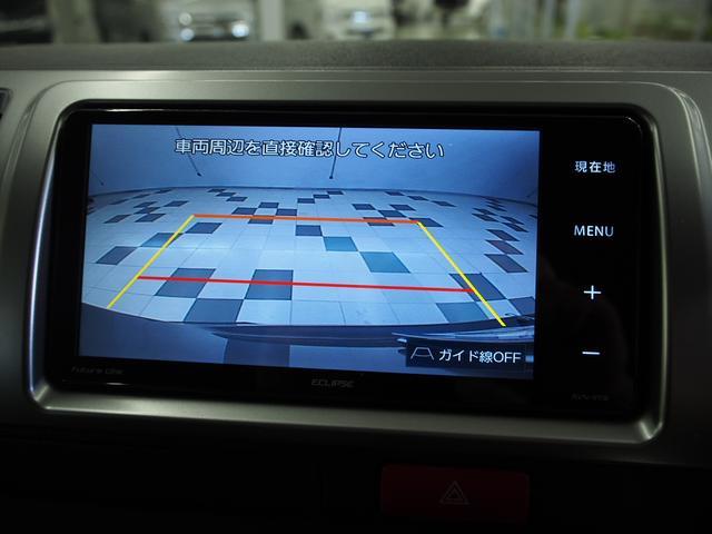 スーパーGL ベッドキット 社外SDナビ Bモニタ- 地デジ ワンオーナー スマートキー オートエアコン ビルトインETC バンパープロテクター オーバーフェンダー マッドフラップ ドライブレコーダー(11枚目)