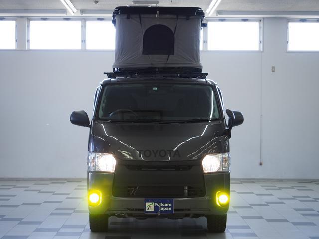 スーパーGL ベッドキット 社外SDナビ Bモニタ- 地デジ ワンオーナー スマートキー オートエアコン ビルトインETC バンパープロテクター オーバーフェンダー マッドフラップ ドライブレコーダー(16枚目)