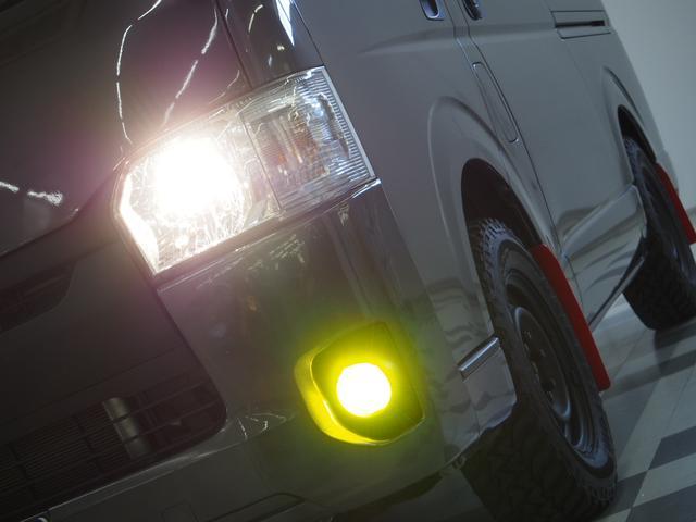 スーパーGL ベッドキット 社外SDナビ Bモニタ- 地デジ ワンオーナー スマートキー オートエアコン ビルトインETC バンパープロテクター オーバーフェンダー マッドフラップ ドライブレコーダー(20枚目)