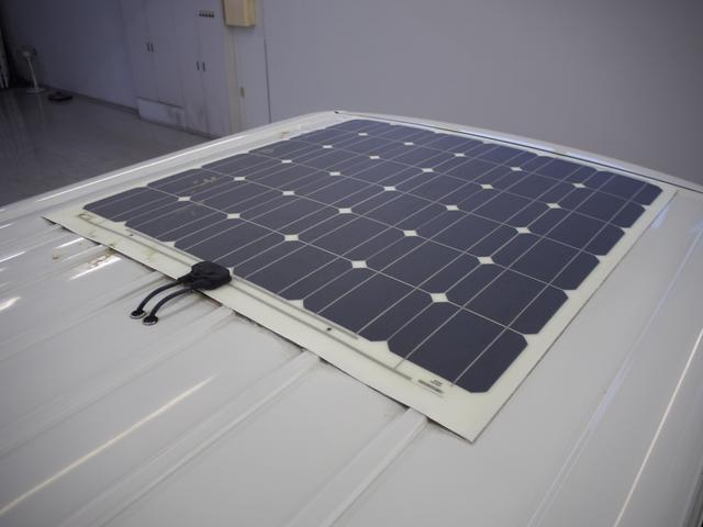 ロングスーパーGL FUNトラクション制オリジナルベッドキット ソーラーパネル インバーター サブバッテリー 社外メモリーナビ オートエアコン ETC HIDライト リアクーラー リアヒーター シートカバー 社外15AW(18枚目)