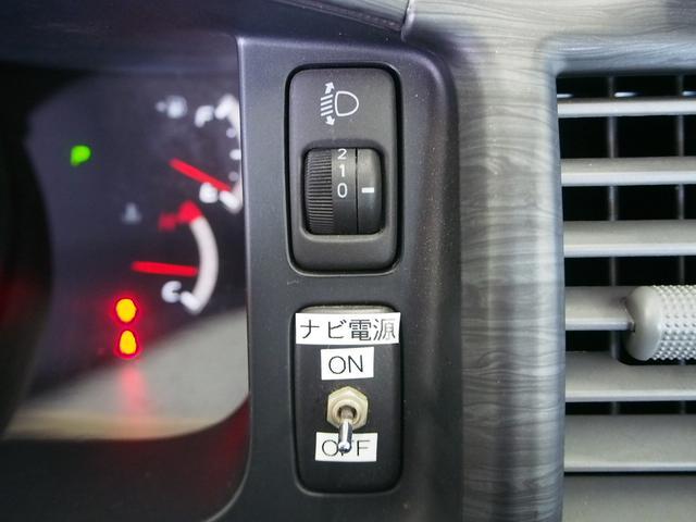 ティピーアウトドアデザイン トラヴォイ 4WD FASPシート サブバッテリー RECAROシート 走行充電 FFヒーター 給排水タンク フリップダウンモニター ローダウン 社外ナビ Bモニター(14枚目)