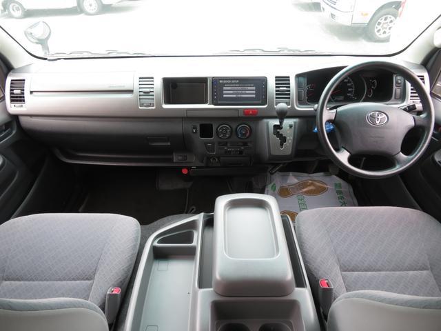 RVビックフット リトルノオクタービア 4WD 冷蔵庫 FFヒーター ツインサブバッテリー シンク 給排水ポリタンク10L ルーフベント 外部J電源 純正SDナビ 地デジ バックカメラ 社外15AW(18枚目)