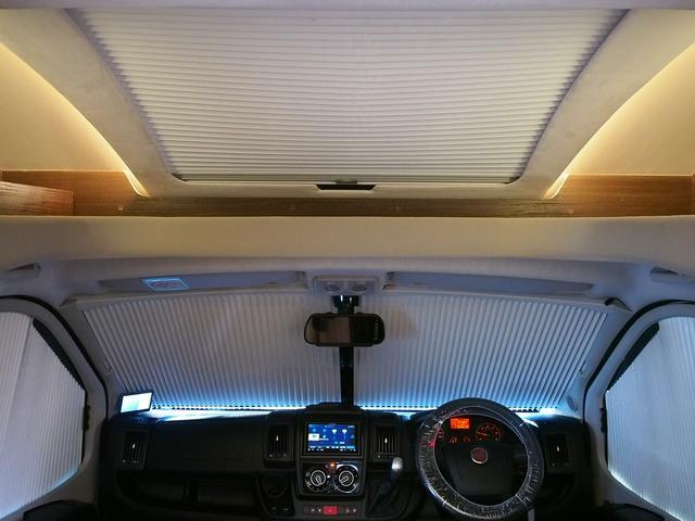 フィアットデュカト ローラーチーム リビエラ85XT ディーゼルターボ ワンオーナー 3バーナーコンロ 冷蔵庫 温水ボイラー FFヒーター 家庭用エアコン ソーラーパネル トイレ 充電器 インバーター(6枚目)