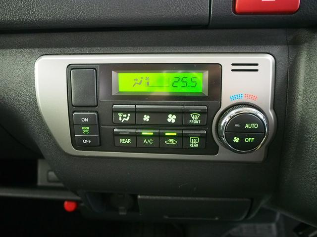 FOCS Di 4WD FFヒーター 寒冷地仕様 ソーラーパネル インバーター ツインサブ シンク 冷蔵庫 電子レンジ FFヒーター マックスファン レザーシート加工 フリップダウンモニター(35枚目)