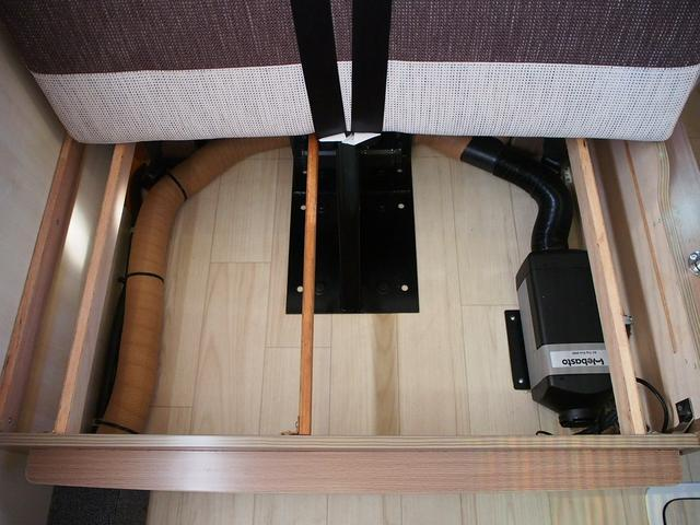 ベースグレード カムロード バンテック コルドバンクス FFヒーター シンク 2バーナーコンロ 冷蔵庫 液晶テレビ BSアンテナ Wサブバッテリー 充電機 インバーター FFヒーター サイドオーニング リアクーラー(22枚目)
