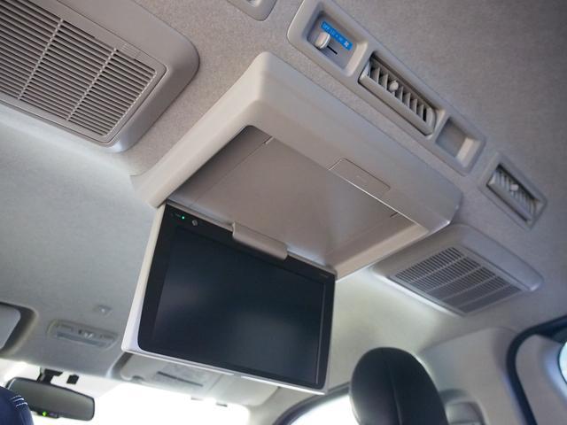 スーパーGL ダークプライム MRT タイプII 社外サンルーフ 4WD 純正SDナビ 地デジ 純正LEDヘッド ETC Bモニター LSD ハーフレザー ウッドコンビ ベッドキット サブバッテリー 床板張り AC100V(10枚目)