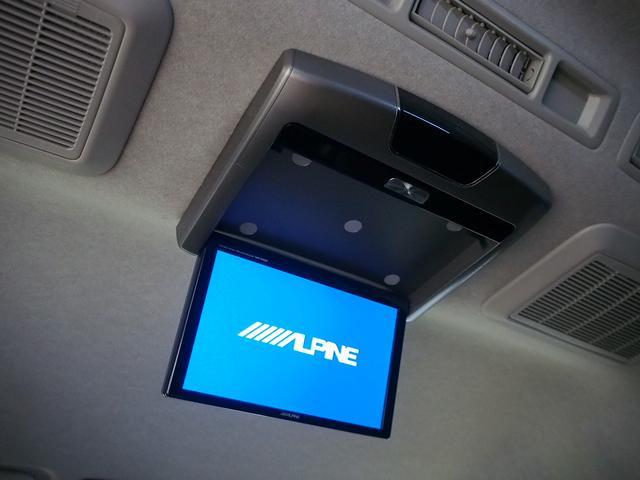 GL 社外ベッドキット 4WD 社外HDDナビ DVD 地デジ Bモニター 社外16インチAW 社外Fリップ社外ショック 強化スタビライザー ローダウン 左側パワスラ フリップダウン 純正HID(9枚目)