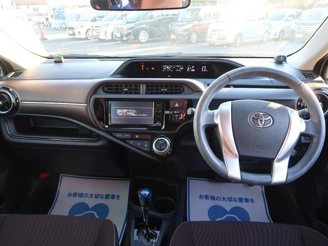 トヨタ アクア G セーフティセンスC 純正ナビ フルセグ LEDヘッド