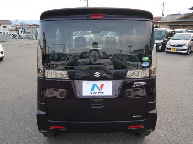 スズキ スペーシアカスタム TS(レーダーブレーキサポート装着車) HDDナビ