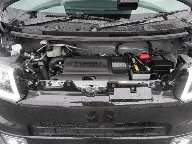 Gターボ レジャーエディションSAIII 届け出済み未使用車 衝突軽減装置 ターボ バックカメラ 両側パワスラ LEDヘッド LEDフォグ スマートキー アイドリングストップ 純正15AW(46枚目)
