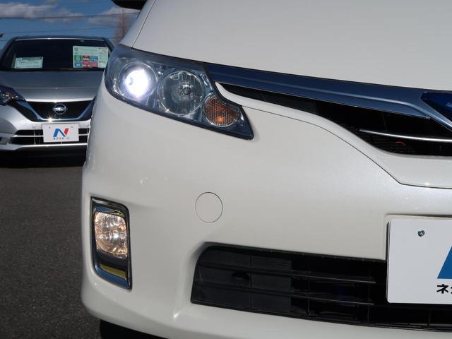 G 4WD 7人 純正HDDナビ フロント/サイド/バックモニター 両側パワスラ 禁煙車 パワーシート シートヒーター HIDヘッド 100V電源 クルーズコントロール スマートキー ビルトインETC(15枚目)