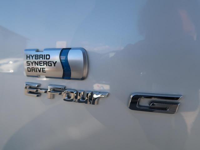 G 4WD 7人 純正HDDナビ フロント/サイド/バックモニター 両側パワスラ 禁煙車 パワーシート シートヒーター HIDヘッド 100V電源 クルーズコントロール スマートキー ビルトインETC(30枚目)
