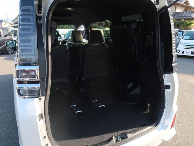 ZS 煌III 登録済未使用車 セーフティセンス 両側パワスラ スマートキー クリアランスソナー オートハイビーム LEDヘッド 純正16AW アイドリングストップ レーンアシスト 7人 現行型(44枚目)