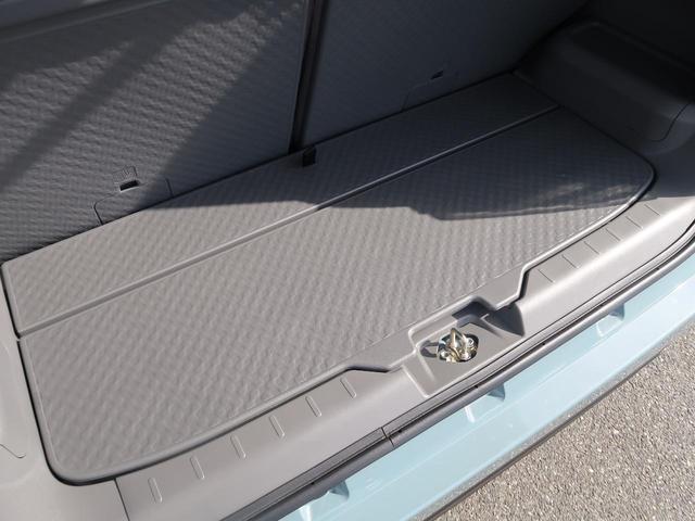 Gターボ 届出済未使用車 バックカメラ ガラスルーフ スマートアシスト コーナーセンサー アイドリングストップ LEDヘッド LEDフォグ シートヒーター レークル 衝突安全ボディ 横滑り防止 スマートキー(40枚目)
