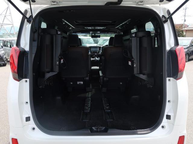 2.5S Aパッケージ タイプブラック ムーンルーフ BIGX11型 12.8型天吊りモニター 禁煙車 バックカメラ フルセグ 両側パワスラ 電動リアゲート コーナーセンサー クルーズコントロール アイドリングストップ ETC LEDヘッド(12枚目)