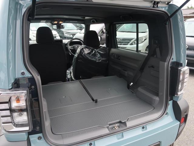 X 届出済未使用車 禁煙車 衝突軽減装置 ガラスルーフ スマートキー オートハイビーム LEDヘッド コーナーセンサー アイドリングストップ オートエアコン ステアリングリモコン(41枚目)