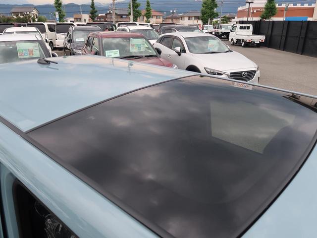 X 届出済未使用車 禁煙車 衝突軽減装置 ガラスルーフ スマートキー オートハイビーム LEDヘッド コーナーセンサー アイドリングストップ オートエアコン ステアリングリモコン(50枚目)