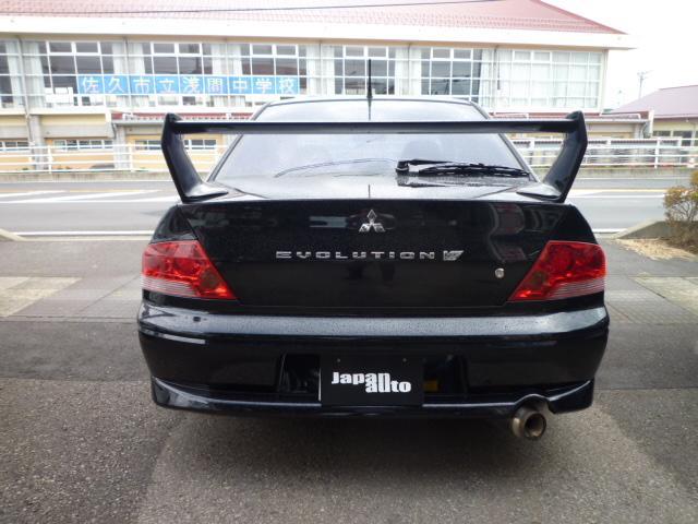 三菱 ランサー GSRエボリューションVII 4WD 5速MT ターボ AW