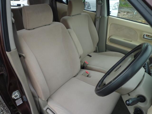 スズキ MRワゴン X 4WD シートヒーター CD MD オートエアコン