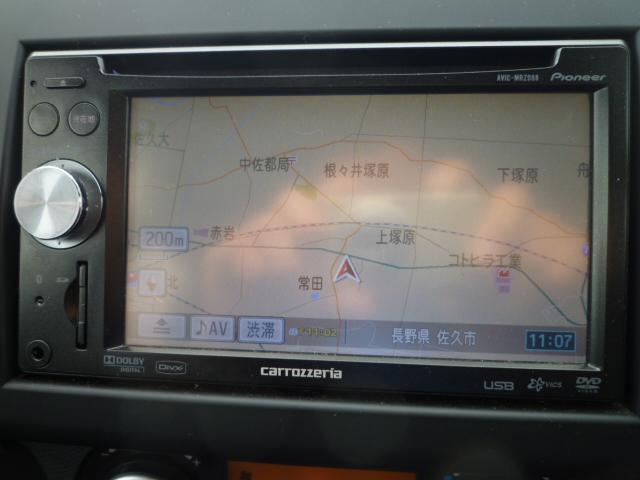スズキ スイフト 1.5XS DVDナビ スマートキー ETC車載器 アルミ