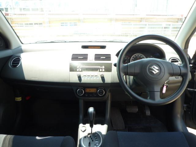スズキ スイフト 1.3XG 4WD シートヒーター キーレス CDオーディオ