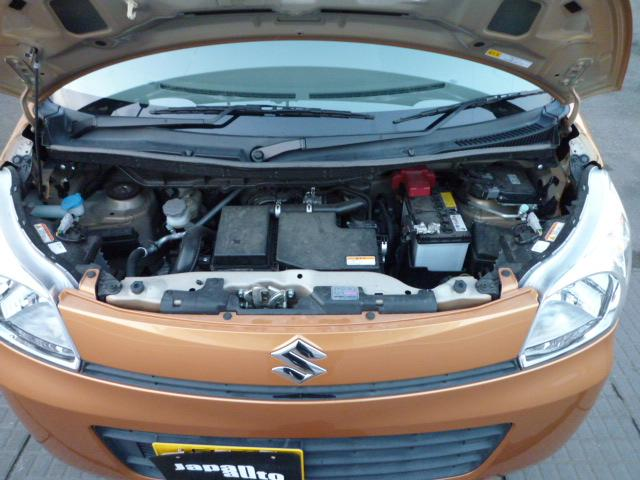 X 4WD 左電動スライド バックカメラ プッシュスタート(17枚目)