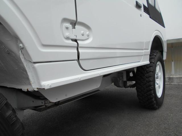 CC 4WD 幌 リフトアップ構造変更公認(4枚目)