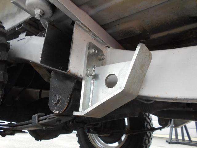 CC 4WD 幌 リフトアップ構造変更公認(17枚目)