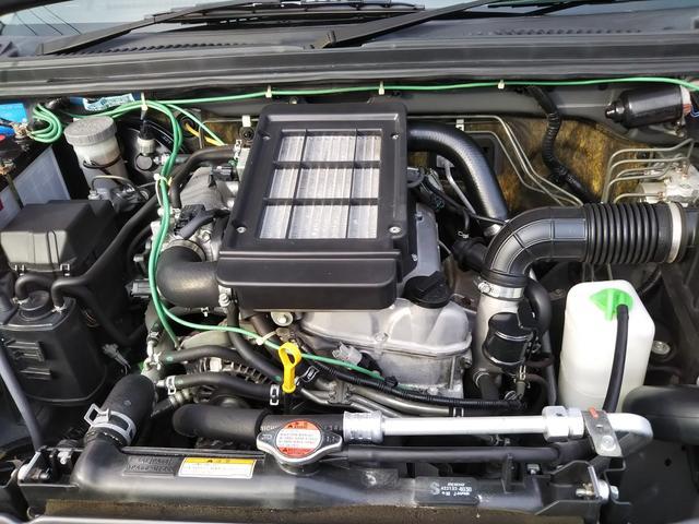 ワイルドウインド 4WD キーレス 16インチアルミ(38枚目)